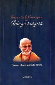 Essential Concepts in Bhagavadgita (Vol-2, Based on Chapter 3 and 4 of  Bhagavadgita)